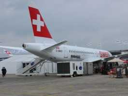 Air-Journal CSeries 100 Swiss-Bourget