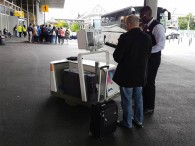 Air-Journal-Robot porte-bagages- Geneve