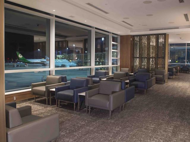 Air canada ouvre un nouveau salon feuille d rable for A salon vancouver