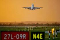 Air-Journal_aeroport Londres Heathrow sunset