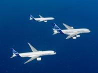 Air-journal_Airbus-famille A380 A350