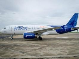 Air-journal-A320 JetBlue nouvelle livrée
