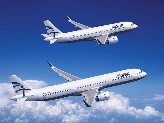 Aegean Airlines : perte nette de 187 millions, aide de 120 millions ? 1 Air Journal