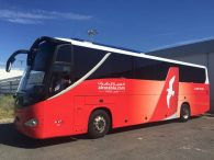 Air-journal-Air Arabia- bus Montpellier