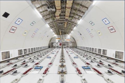 air journal airbus a330 200p2f interieur