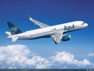 Air-journal-Azul A320neo