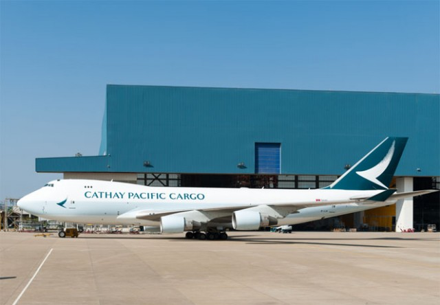 Air-journal-Cathay new livery 747 cargo