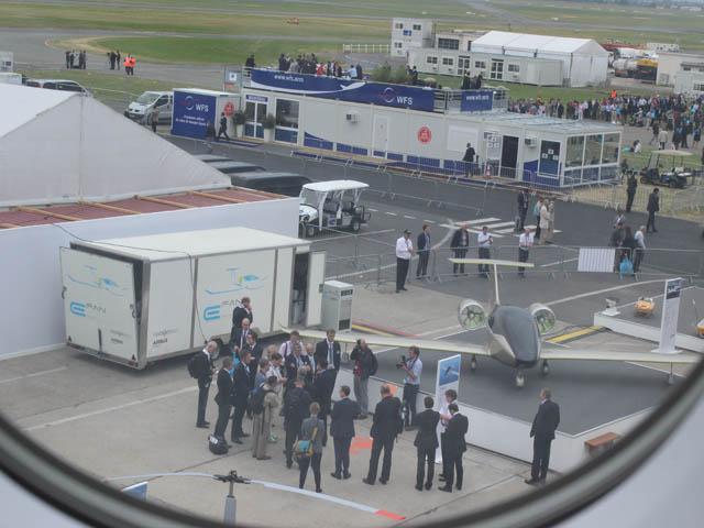 Air-journal-Efan vu de l A380-Bourget