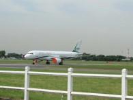 Air-journal Green taxiing Safran Honeywell