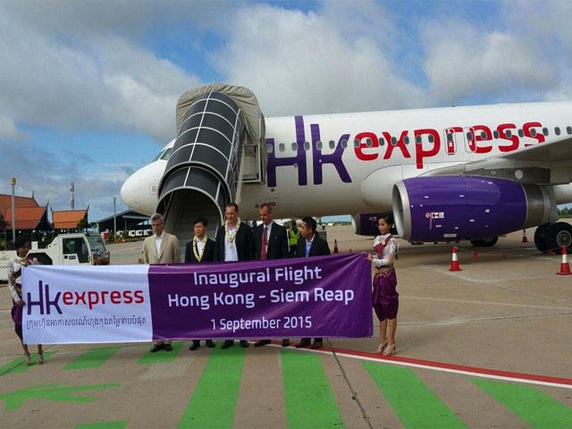 Air-journal-Hong Kong Express-A320 Siem Reap