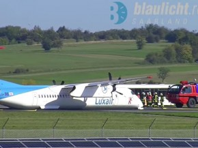 Air-journal-Luxair incident Q400