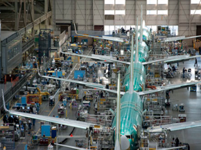 Air-journal-Production Boeing 737