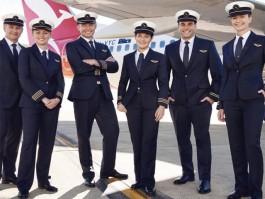 Air-journal-Qantas-nouveaux uniformes pilotes