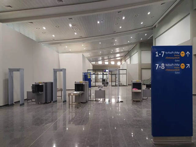 Air-journal-Terminal Nouachkott