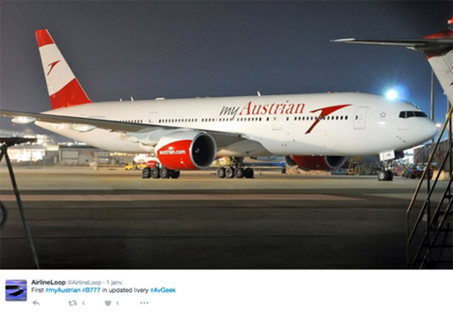 Air-journal-Twitter AirlineLoop_B777 MyAustrian
