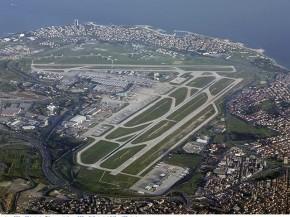 Air-journal-aéroport Ataturk istanbul