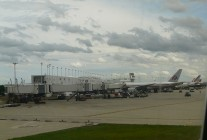 Air-journal-aeroport O'Hare-Chicago