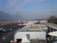 Air-journal-aeroport de chambery
