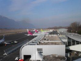 Air-journal-aeroport de chambery