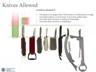 Air-journal-canifs permis-TSA