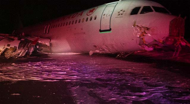 Air-journal-crash Halifax A320