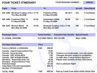Air-journal-e ticket-billet électronique