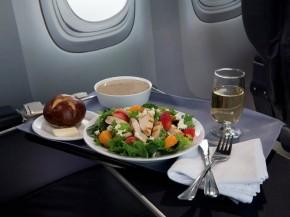 Air-journal-meal plateau repas United