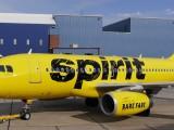 Air-journal-spirit Airlines A319 nouvelle livrée