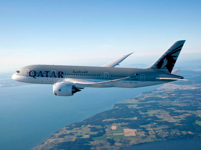 Air-journal_787 Qatar Airways