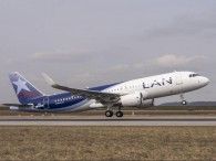 Air-journal_A320 Sharklets LAN Airlines