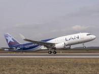 Air-journal_A320 Sharklets LAN Airlines