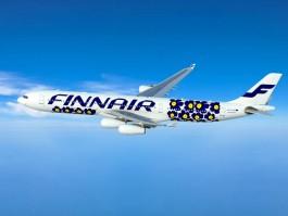 Air-journal_A340 nouvelle livrée Finnair