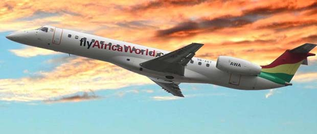 Air journal Africa World Airlines Africa World Airlines lance ses opérations