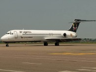 Air-journal_Air Uganda McDonnel Douglas MD87