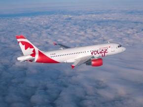 Air-journal_Air canada Rouge_A319
