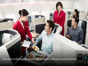 Air-journal_Cathay pacific Business FB2
