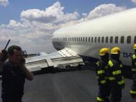 Air-journal_Comair-train rompu 737