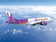 Air-journal_Hong Kong Express_A320 nouvelle livrée