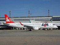 Air-journal_Lam Mozambique Airlines Embraer E190