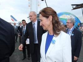 Air-journal_Segolene Royal-bourget