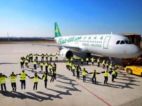 Air-journal_Spring Airlines A320