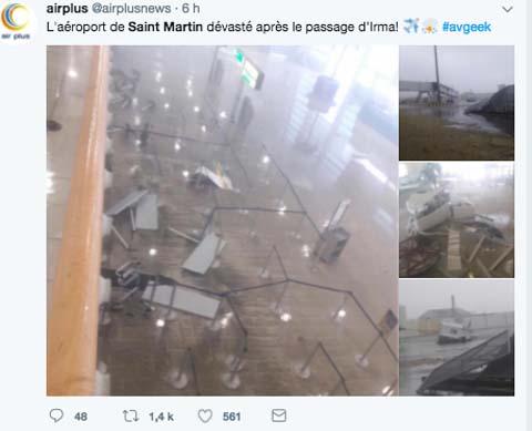 informations cyclone république dominicaine