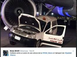 Air-journal_incident dehicule Djeddah