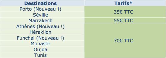 Image5 Transavia.com : le programme complet de la saison estivale à partir davril
