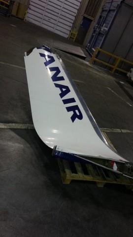 Ryanair accident dublin 1