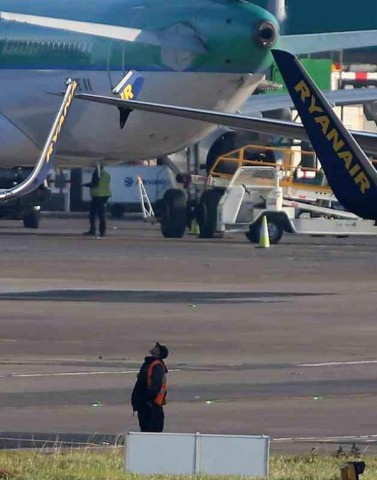 Ryanair accident dublin 3