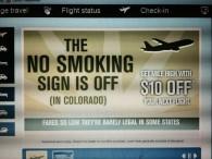 Spirit Airlines marijuana