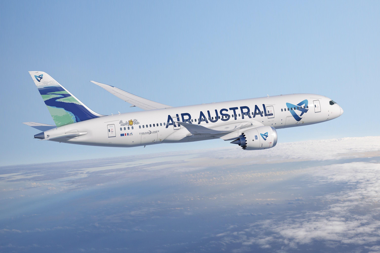 Air Austral a trouvé 86 millions d'euros   Air Journal