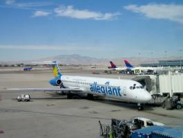 air-journal Allegiant Air MD-80
