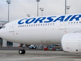 air-journal Corsair A330-300 au sol 3-BD